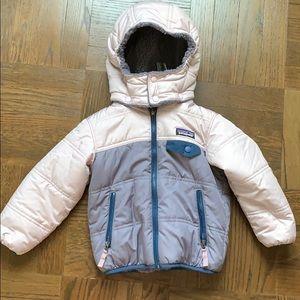 Patagonia reversibile puffer jacket